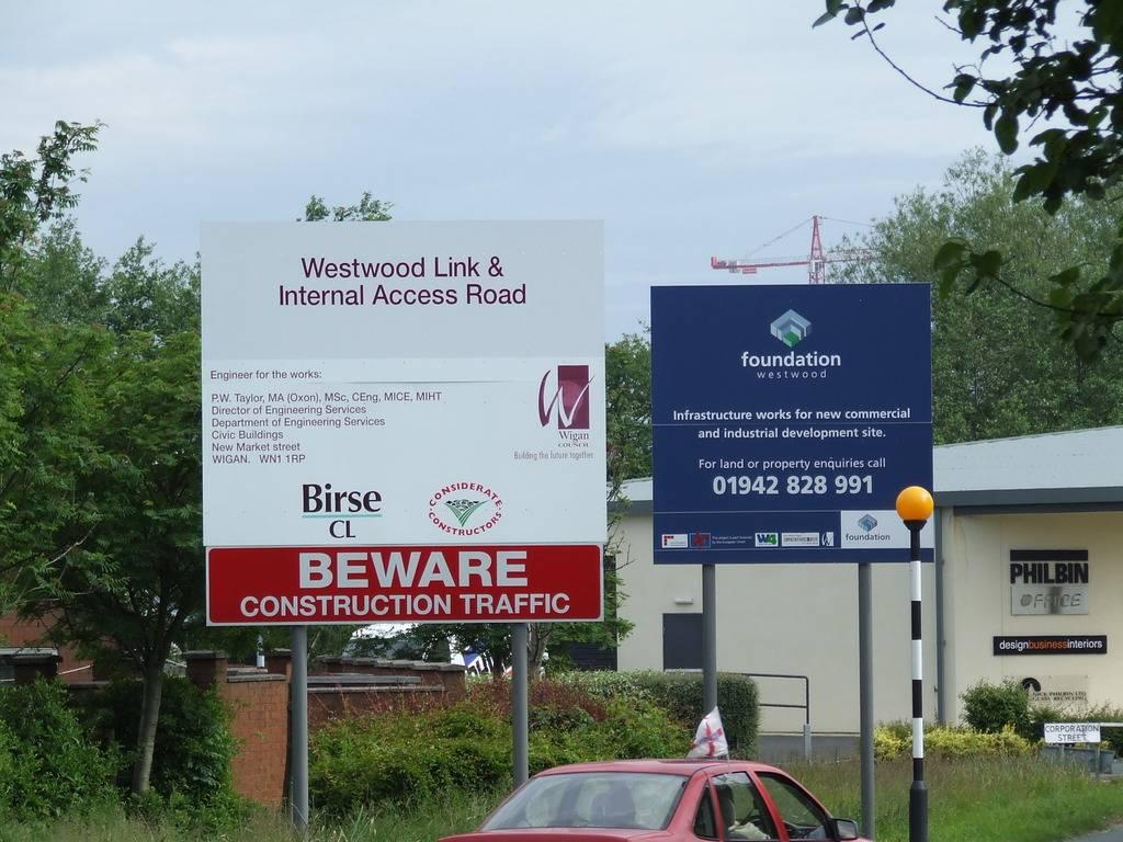 A49 Link Road Wigan - Page 3 Ww332