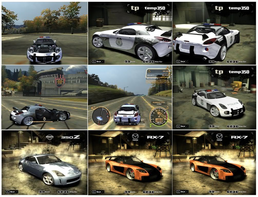 Need For Speed Most Wanted + Black Edition + Hackeador (PC) Carrosmostwuanted3