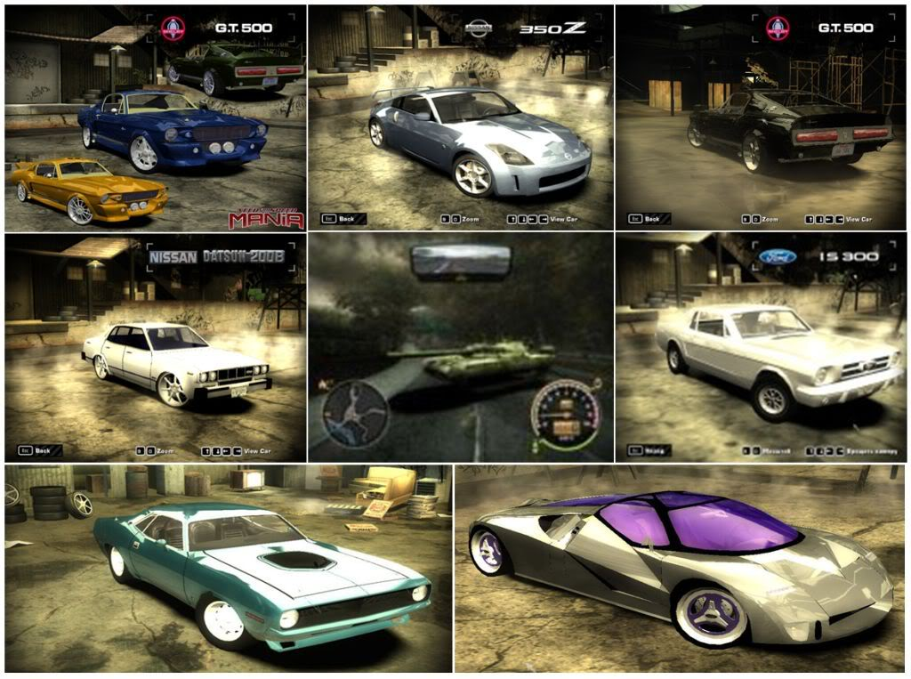 Need For Speed Most Wanted + Black Edition + Hackeador (PC) Carrosmostwuanted6