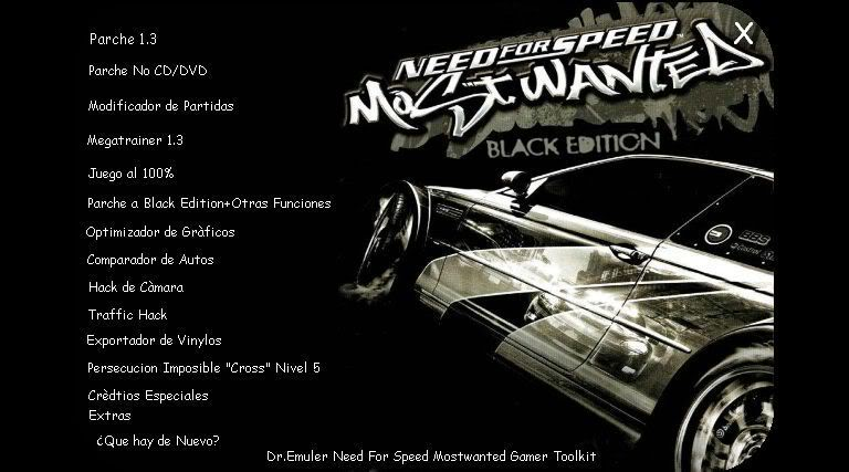 Need For Speed Most Wanted + Black Edition + Hackeador (PC) Mostwantedhacker