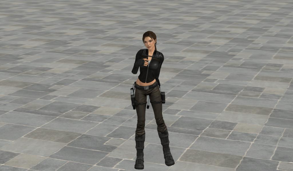 XNA Model Work Sweet