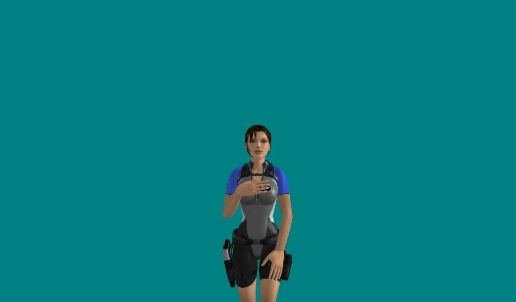 Mr Croft's Forum XNA-Lara Competition part I: Entries!!! TR2RenderRemake