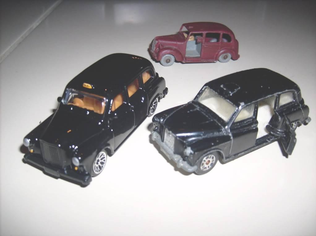 algunos taxis tox164 Diecast016-1