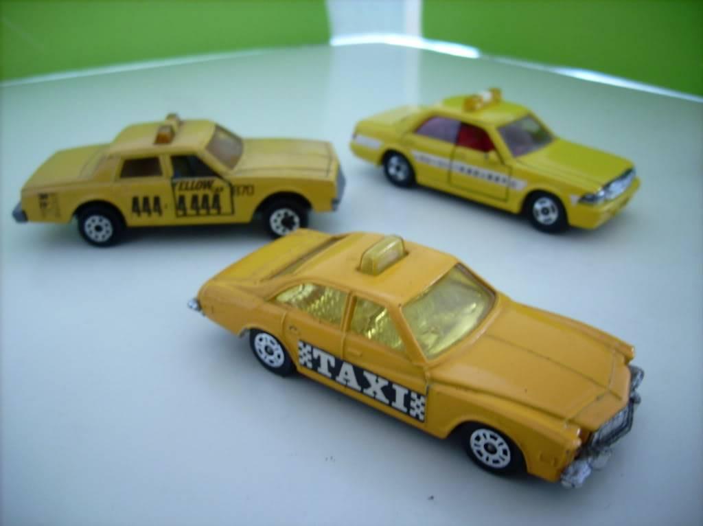 algunos taxis tox164 Diecast045