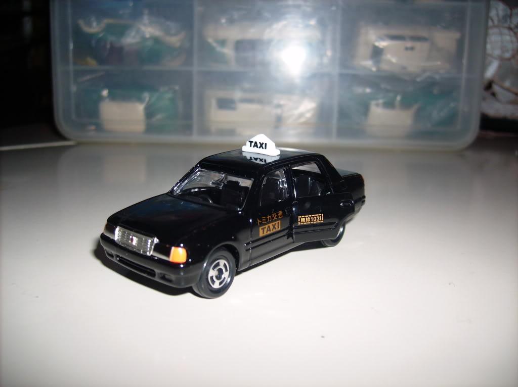 algunos taxis tox164 Diecast082