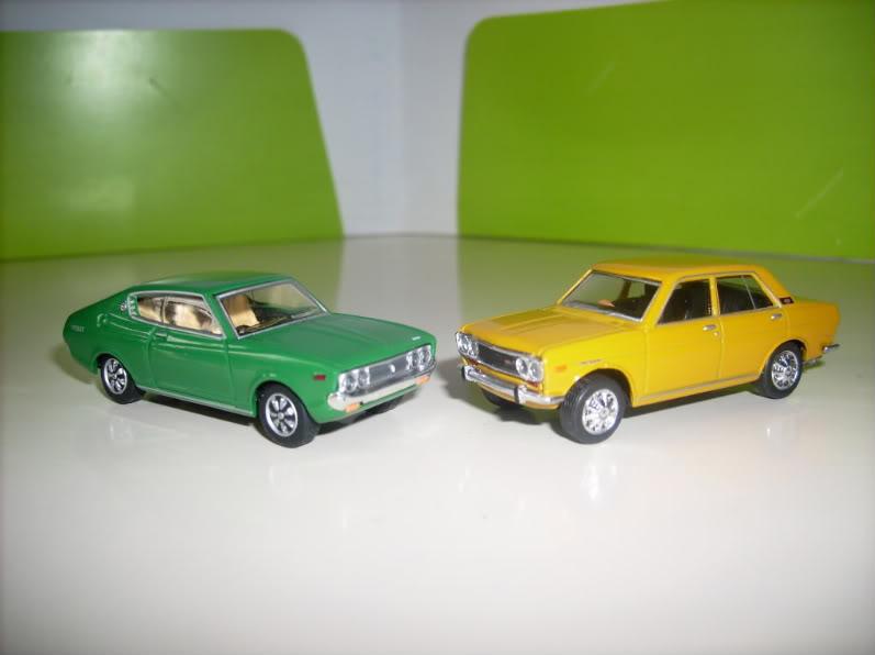KONAMI cars Diecast138