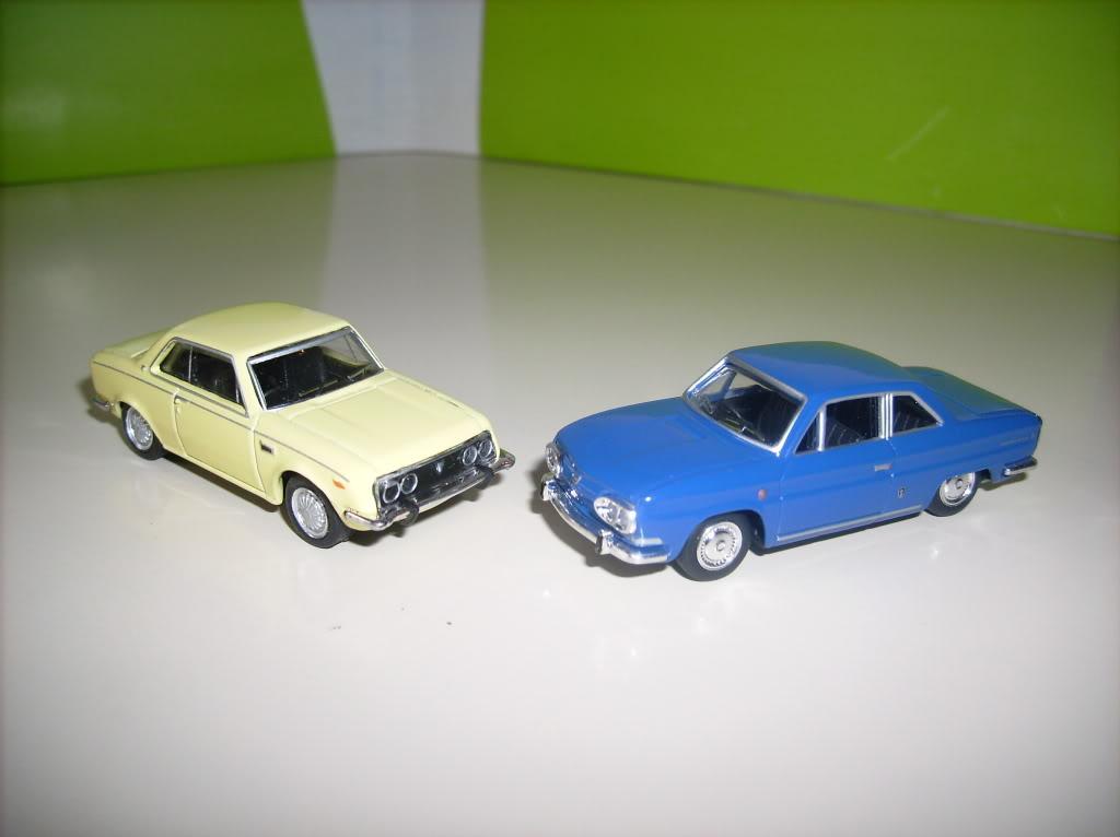 KONAMI cars Diecast140