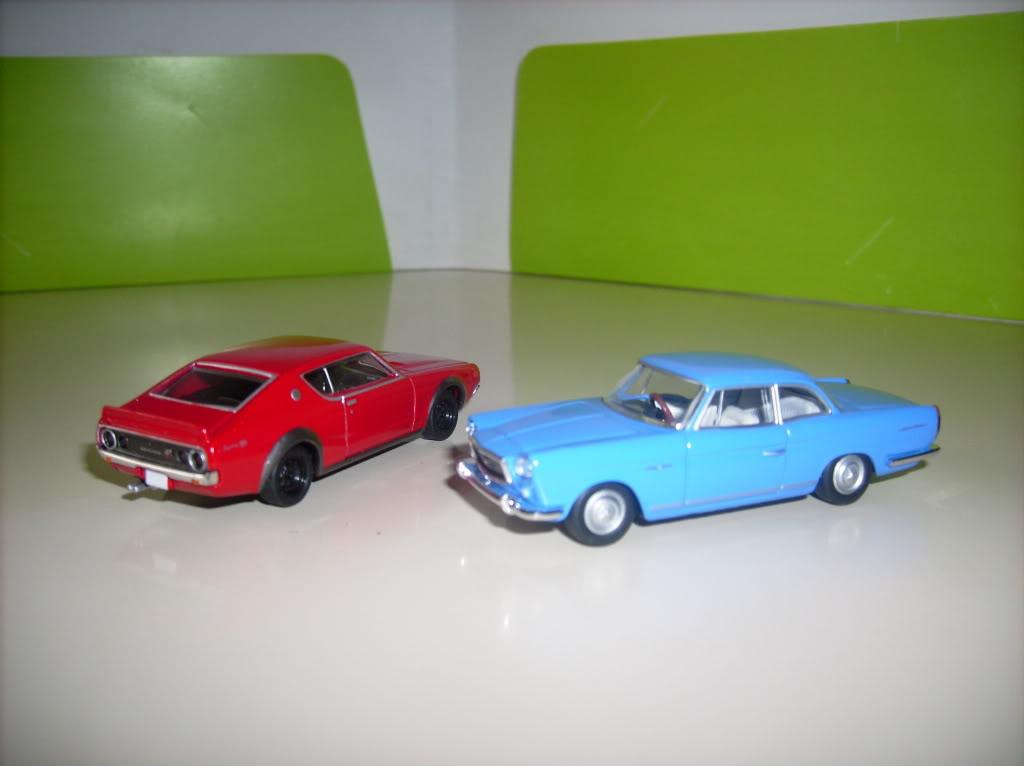 KONAMI cars Diecast142