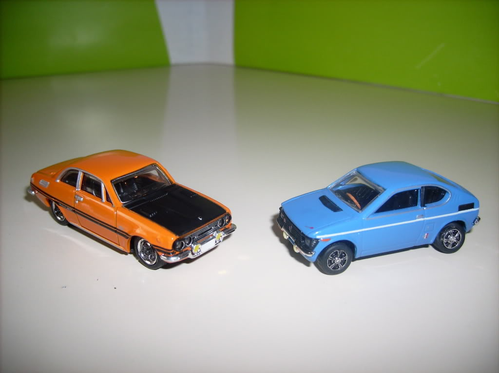 KONAMI cars Diecast144