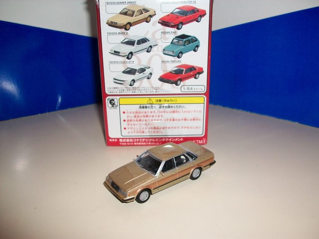 KONAMI cars 008-1
