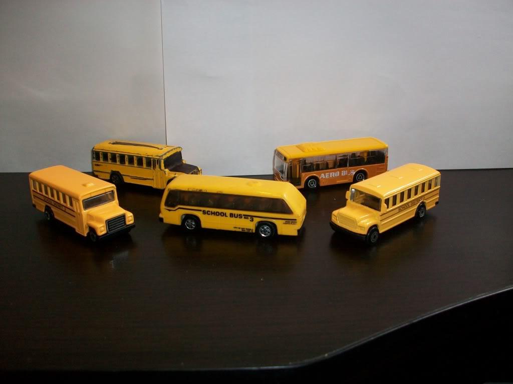 Mis buses.......... 131