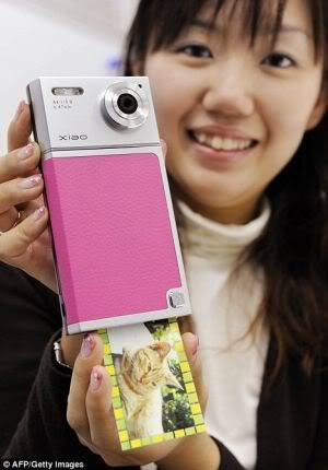 Ψηφιακή φωτογραφική μηχανή στιγμιαίας λήψης Polaroidfirstdigitalcamera1