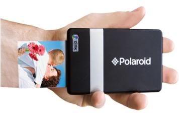 Ψηφιακή φωτογραφική μηχανή στιγμιαίας λήψης Polaroidprinter