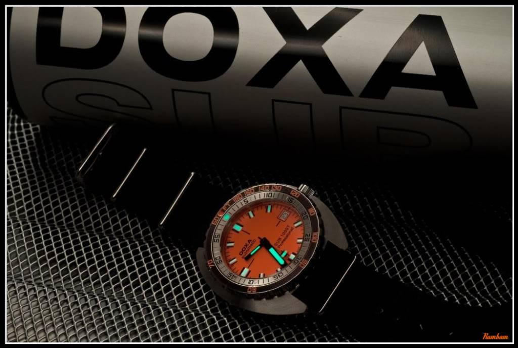The ubergrail has arrived! Doxa6