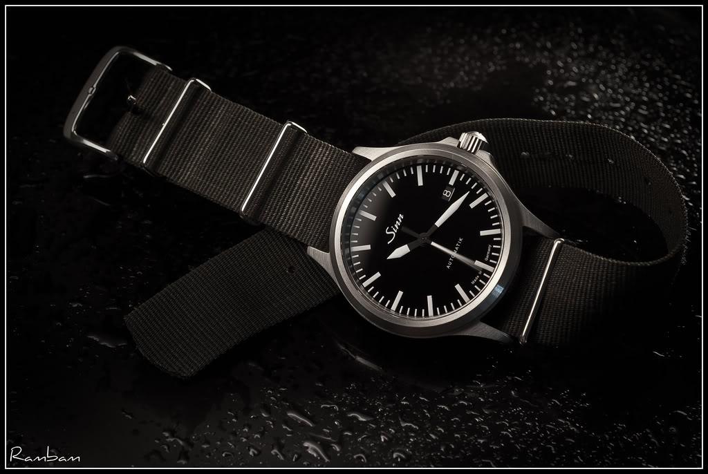 Watch-U-Wearing 8/8/10 Sinn556Nato