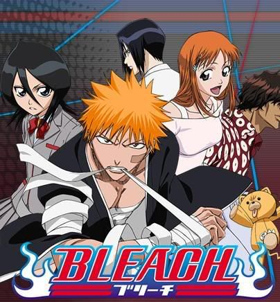 Bleach (Manga) Bleach
