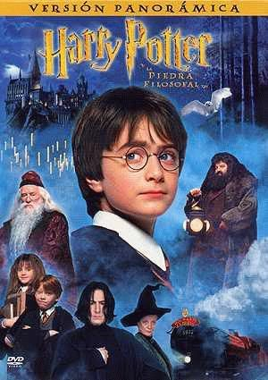 Harry Potter y la piedra filosofal Harrypiedra