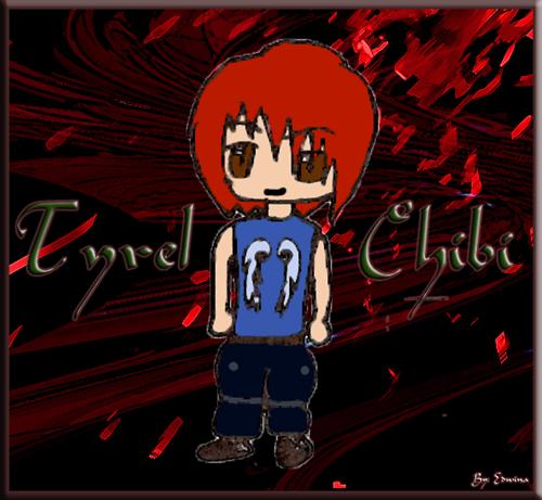 Tyrel chibi [FanArt] Tyrelk