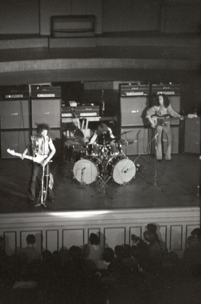 Hambourg (Musichalle) : 11 janvier 1969 [Second concert] Musikhalle-11-01-69