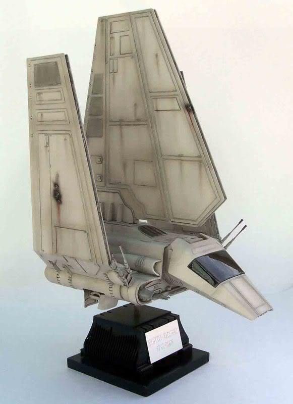 Star Wars - Shuttle Tydirium Shuttletydirium10-1