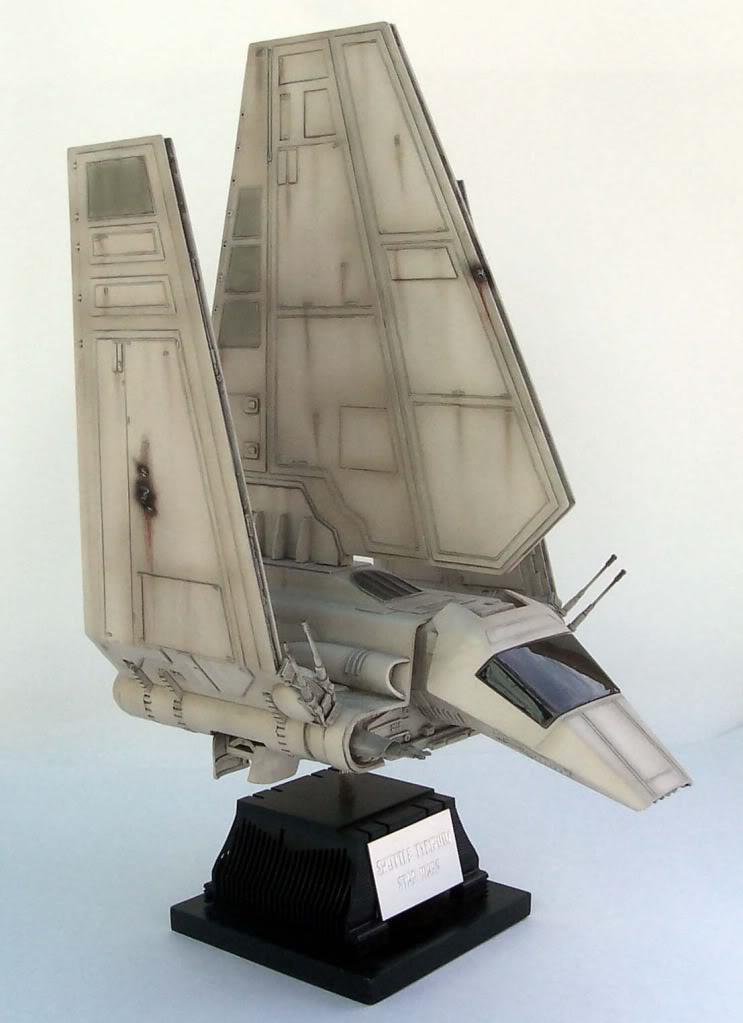 Star Wars - Shuttle Tydirium Shuttletydirium10