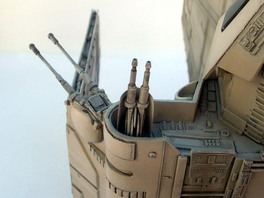 Star Wars - Shuttle Tydirium Shuttletydirium100