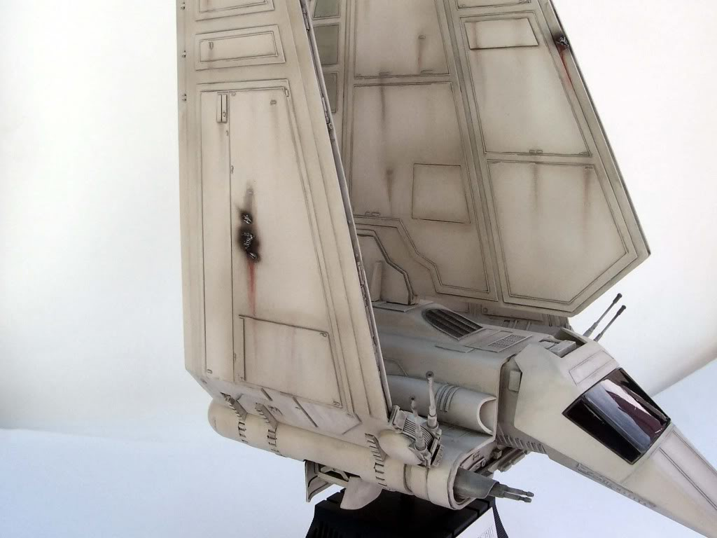 Star Wars - Shuttle Tydirium Shuttletydirium11