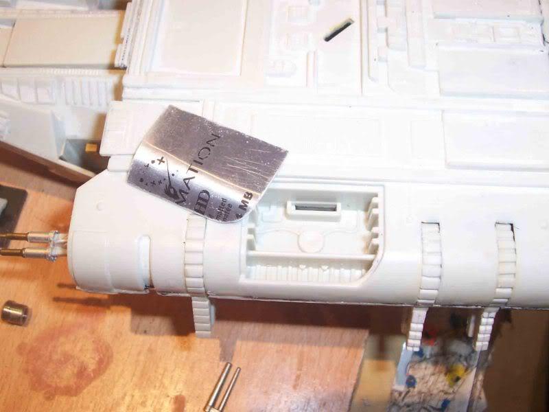 Star Wars - Shuttle Tydirium Shuttletydirium25