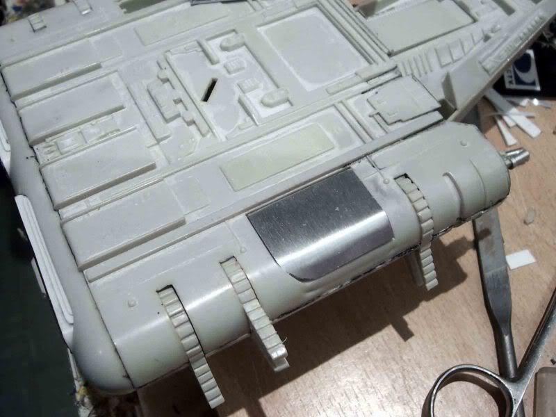 Star Wars - Shuttle Tydirium Shuttletydirium28