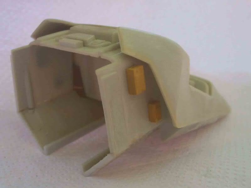 Star Wars - Shuttle Tydirium Shuttletydirium66