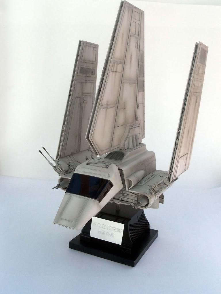 Star Wars - Shuttle Tydirium Shuttletydirium90