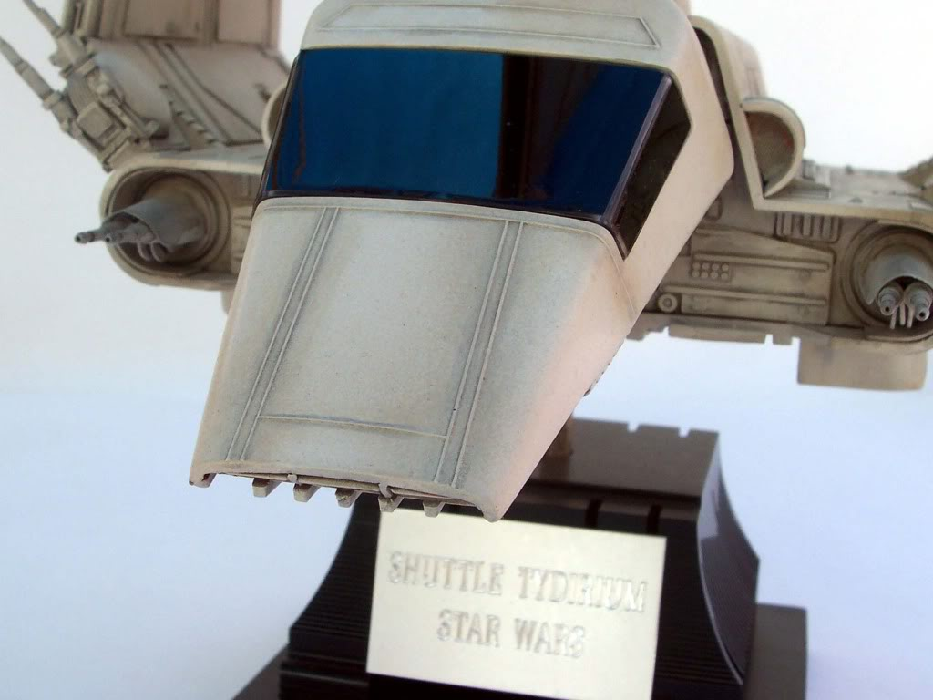 Star Wars - Shuttle Tydirium Shuttletydirium94