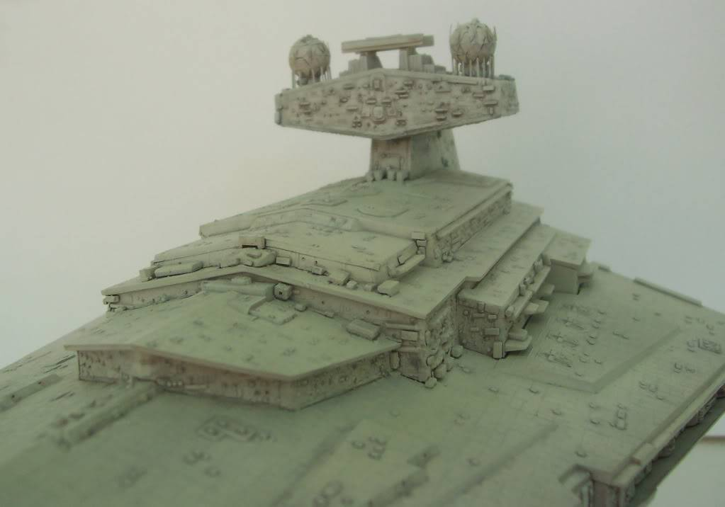 Star Destroyer (fibra óptica) - Star Wars Star1