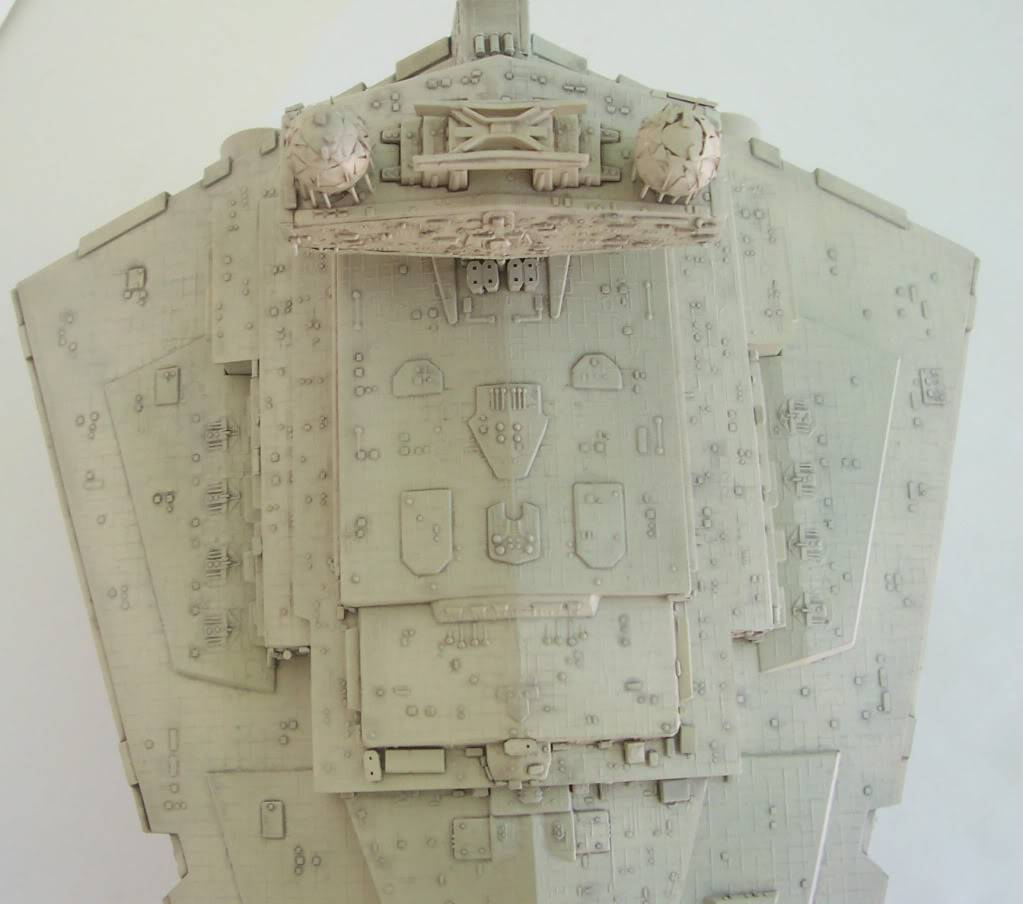 Star Destroyer (fibra óptica) - Star Wars Star13