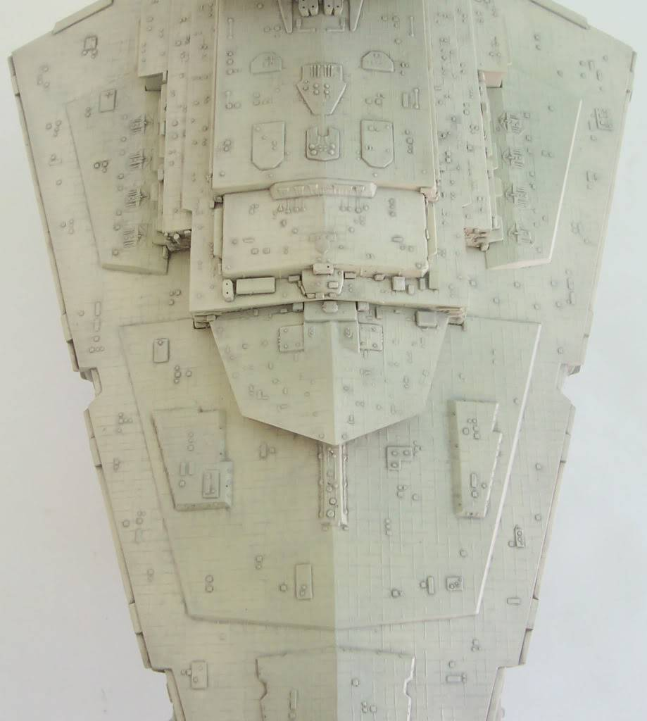 Star Destroyer (fibra óptica) - Star Wars Star14