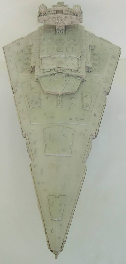 Star Destroyer (fibra óptica) - Star Wars Star16