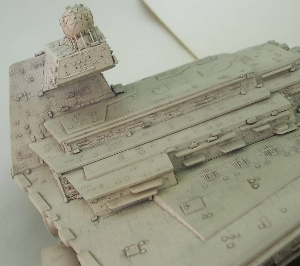 Star Destroyer (fibra óptica) - Star Wars Star17