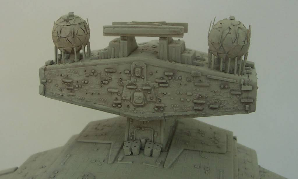 Star Destroyer (fibra óptica) - Star Wars Star2