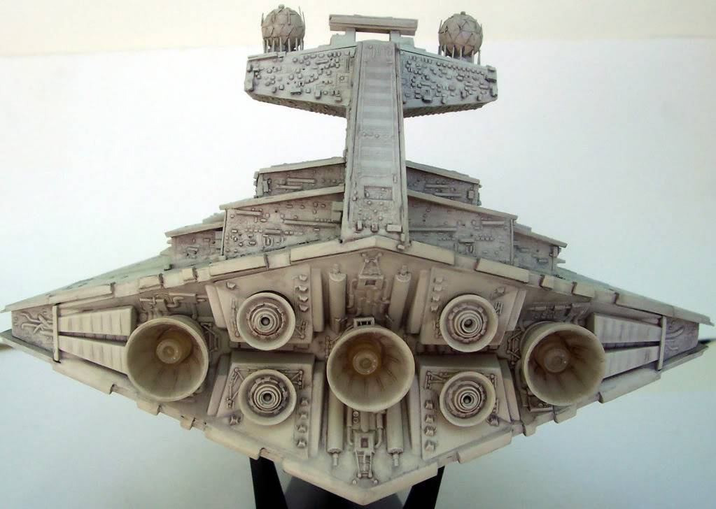 Star Destroyer (fibra óptica) - Star Wars Star4