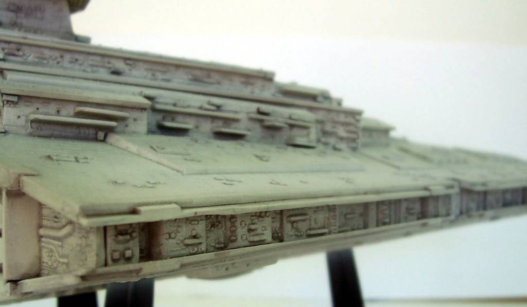 Star Destroyer (fibra óptica) - Star Wars Star7