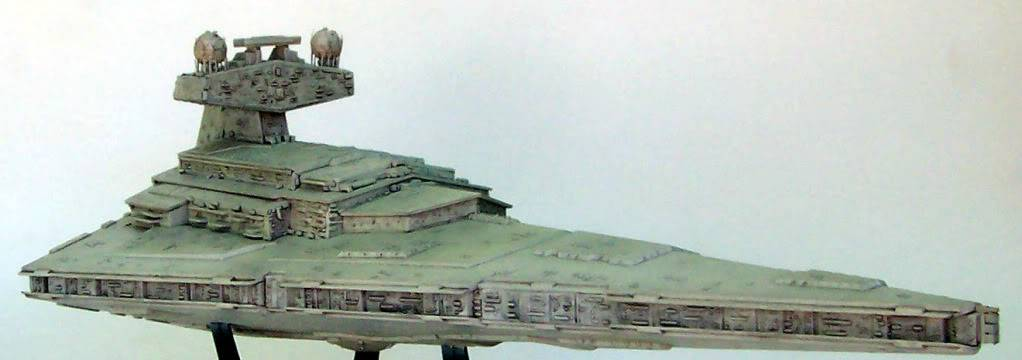 Star Destroyer (fibra óptica) - Star Wars Star8
