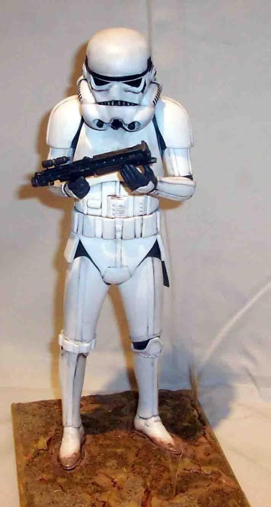 Stromtrooper- Star Wars Imagen035