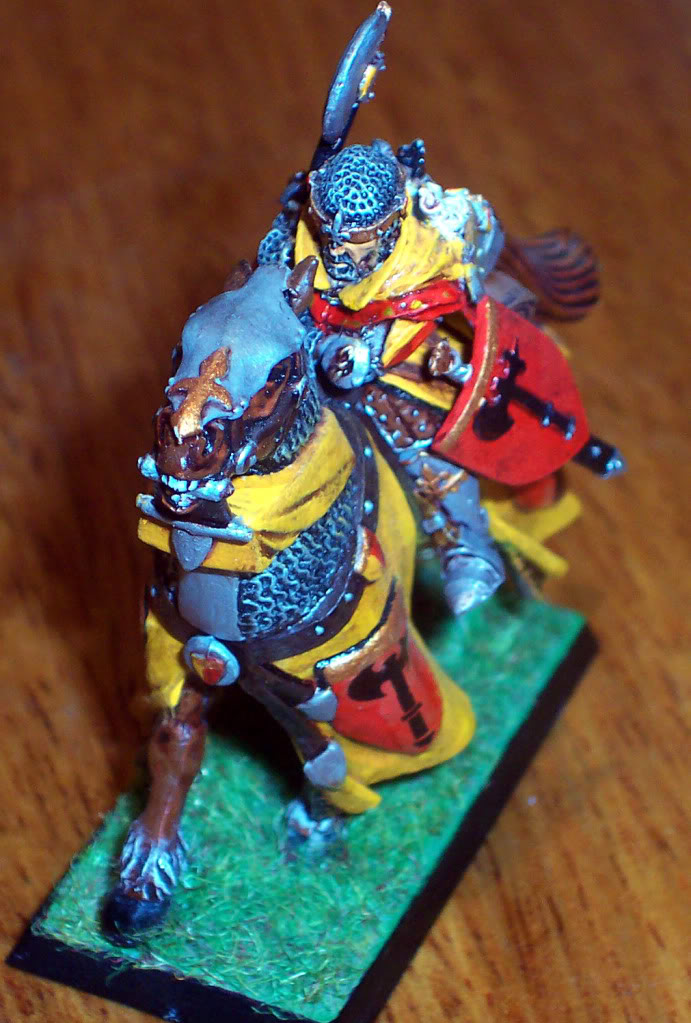 Bretonnian Lord with Great Weapon Imagen107