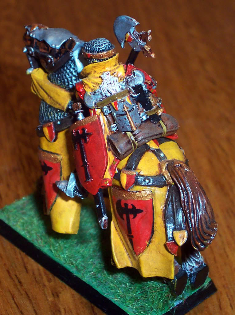 Bretonnian Lord with Great Weapon Imagen109