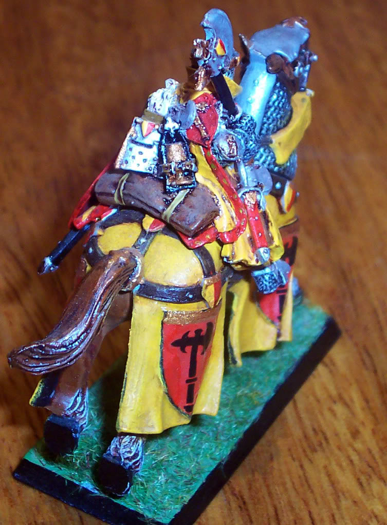Bretonnian Lord with Great Weapon Imagen110