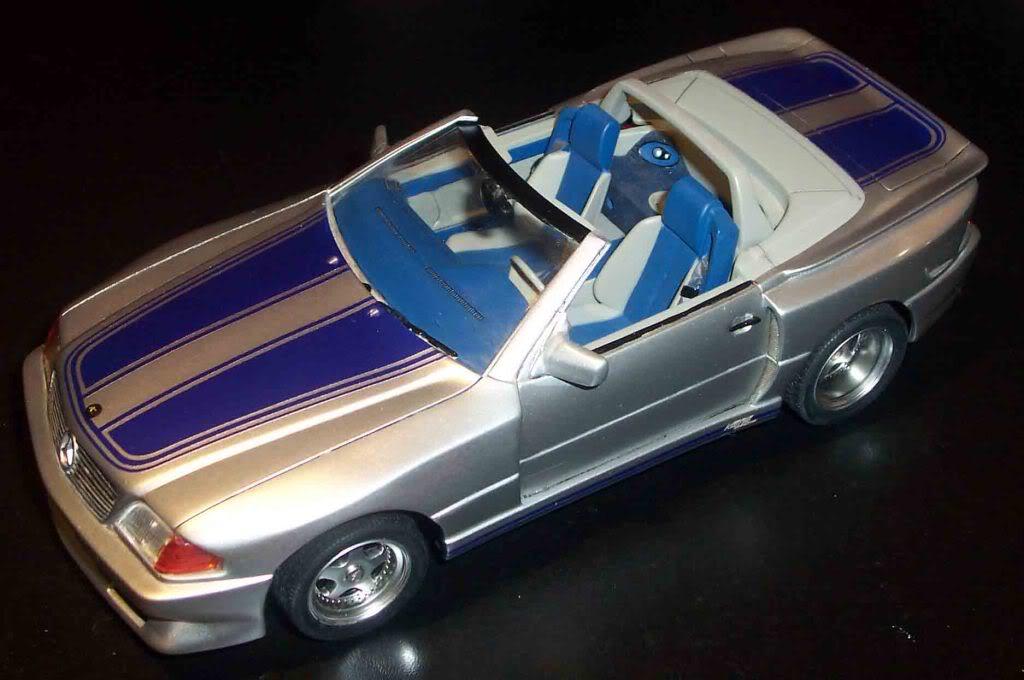 Koënig 500 SL Fujimi Imagen031