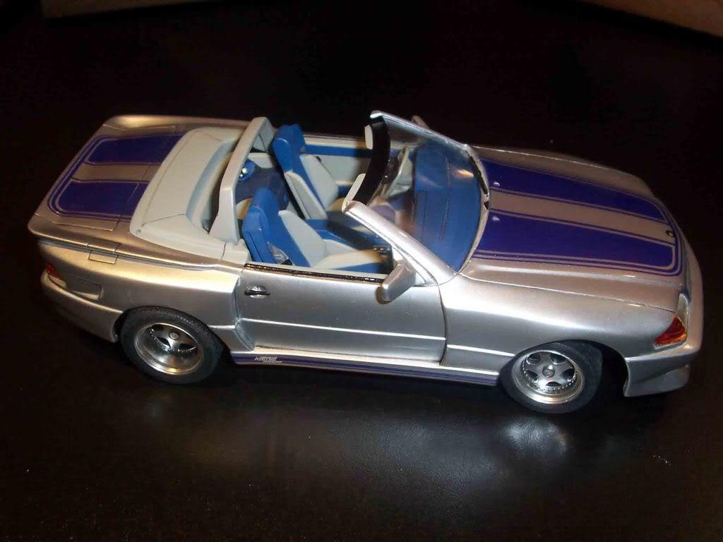 Koënig 500 SL Fujimi Imagen033