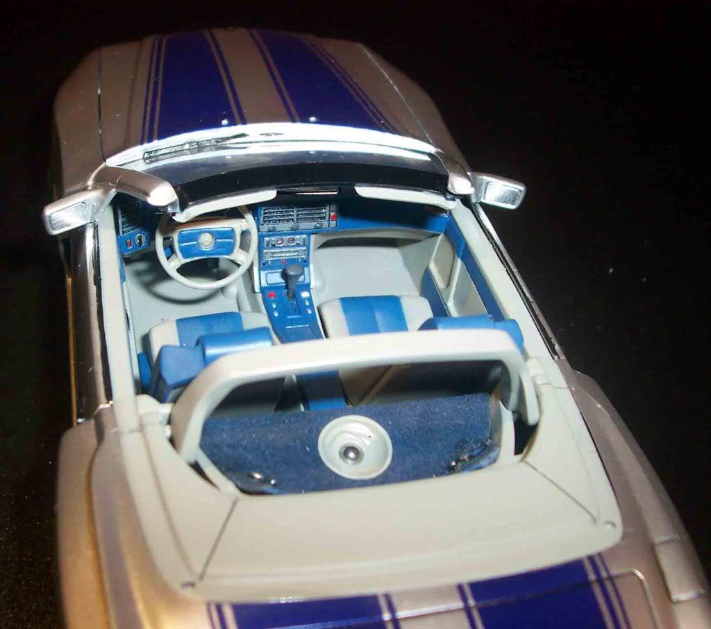 Koënig 500 SL Fujimi Imagen035