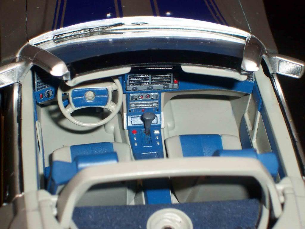 Koënig 500 SL Fujimi Imagen036
