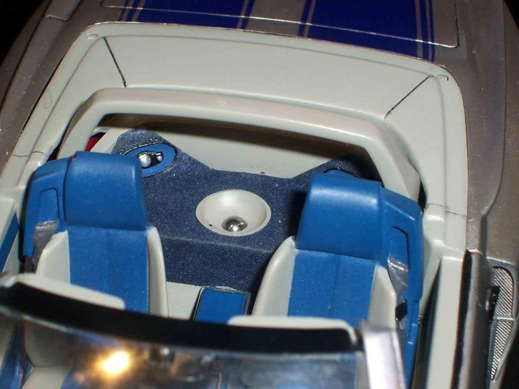Koënig 500 SL Fujimi Imagen037